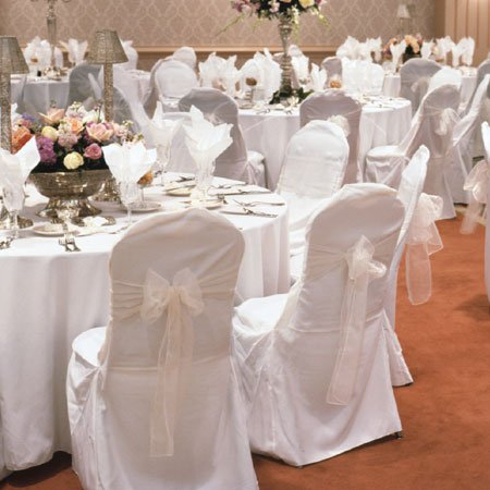 wedding chair covers acdba b