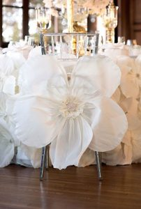 wedding chair decorations weddings reception chair decor