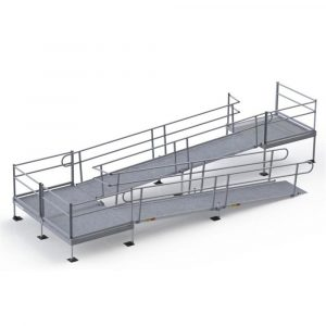 wheel chair ramp modular wheelchair ramps