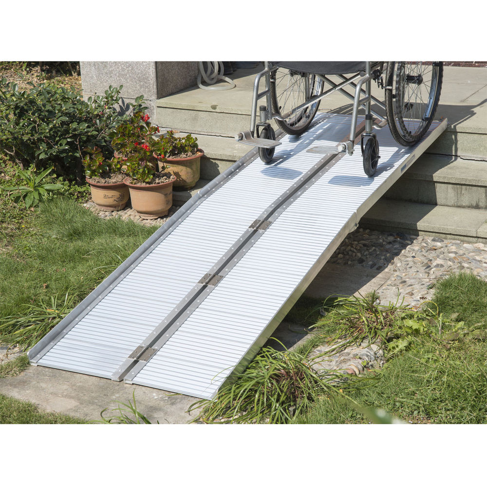 wheel chair ramp