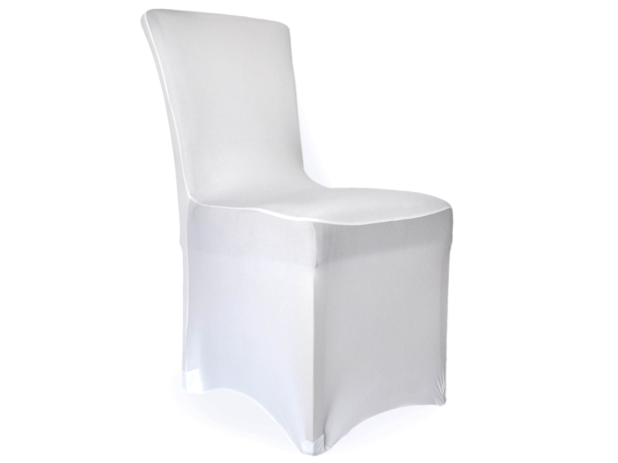 white chair covers cover white