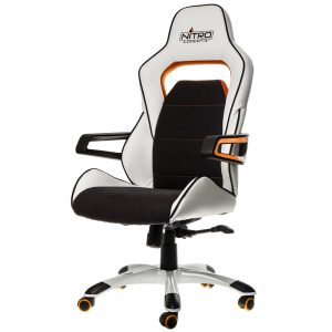 white gaming chair gagc g