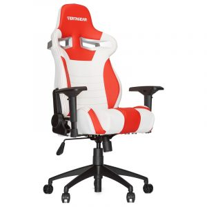 white gaming chair gcvt x