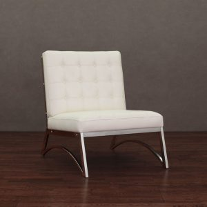 white leather chair contemporary armchairs and accent chairs