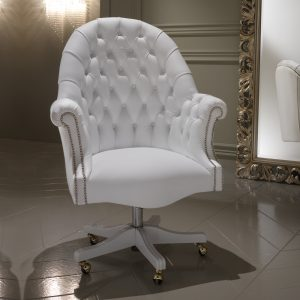 white leather office chair white leather chair