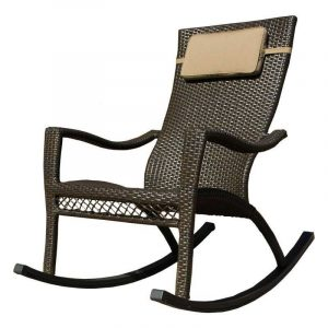 wicker rocking chair tgtlrc zm