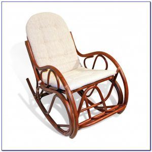 wicker rocking chair wicker rocking chair indoor