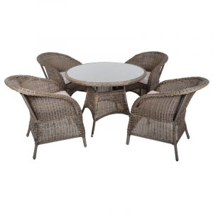 wicker table and chair lrgxs