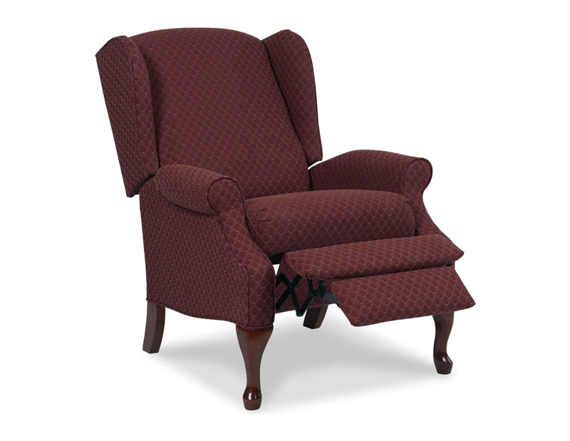 wingback chair recliner