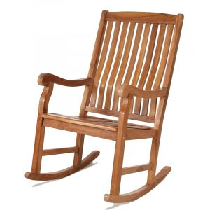 wood outdoor rocking chair simple wooden rocking chair design