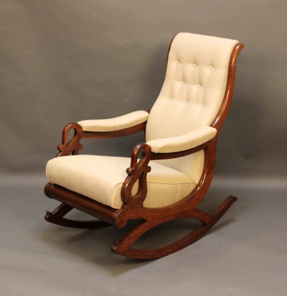 wood rocking chair for nursery