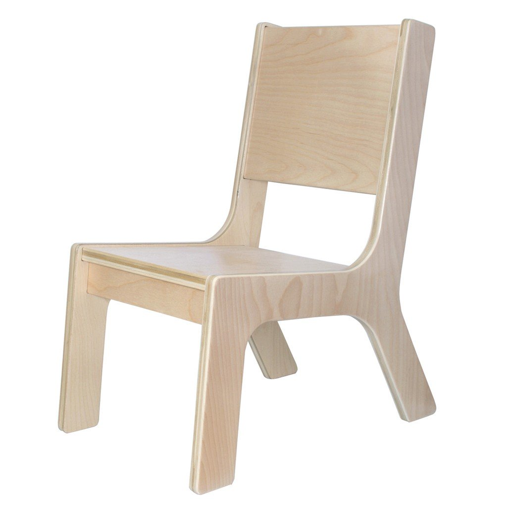 wood table and chair for kids