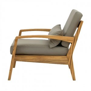 wooden lounge chair simple wooden lounge chair design