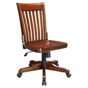 wooden office chair vp