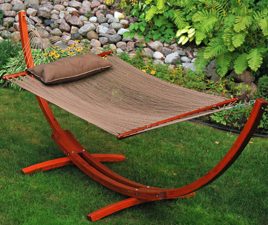 woven outdoor chair backyard hammock wayfair x