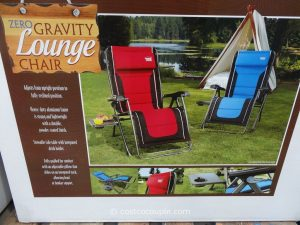 zero gravity chair costco timber ridge zero gravity lounge chair costco